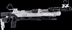 Steyr LG110 Bench Rest