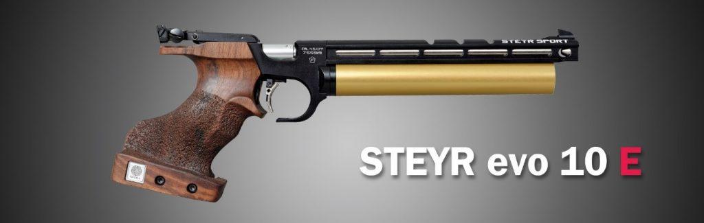Steyr evo10E