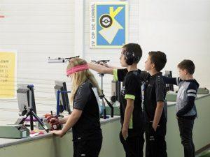 7 Steyr Junioren op het podium bij  Landelijke Finaledag!