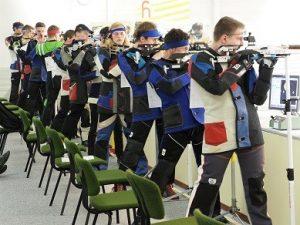 Luchtgeweer junioren