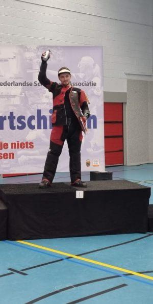 Steyr/ Goed Schot Hofleverancier op podium NK!!